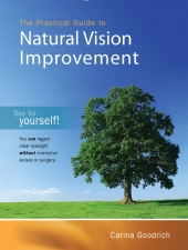 Natural Vision Improvement Book